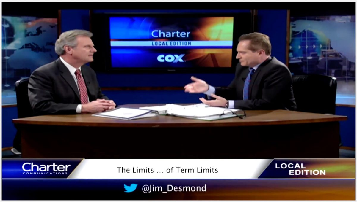 Charter-Cox Local Edition with San Marcos Mayor Jim Desmond